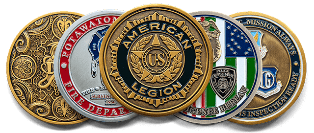 Custom Honor Coins