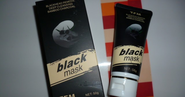 moni s blog schwarze maske y f m bambuskohle im test. Black Bedroom Furniture Sets. Home Design Ideas