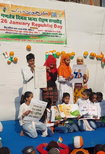 republic day 2020 street celebration delhi