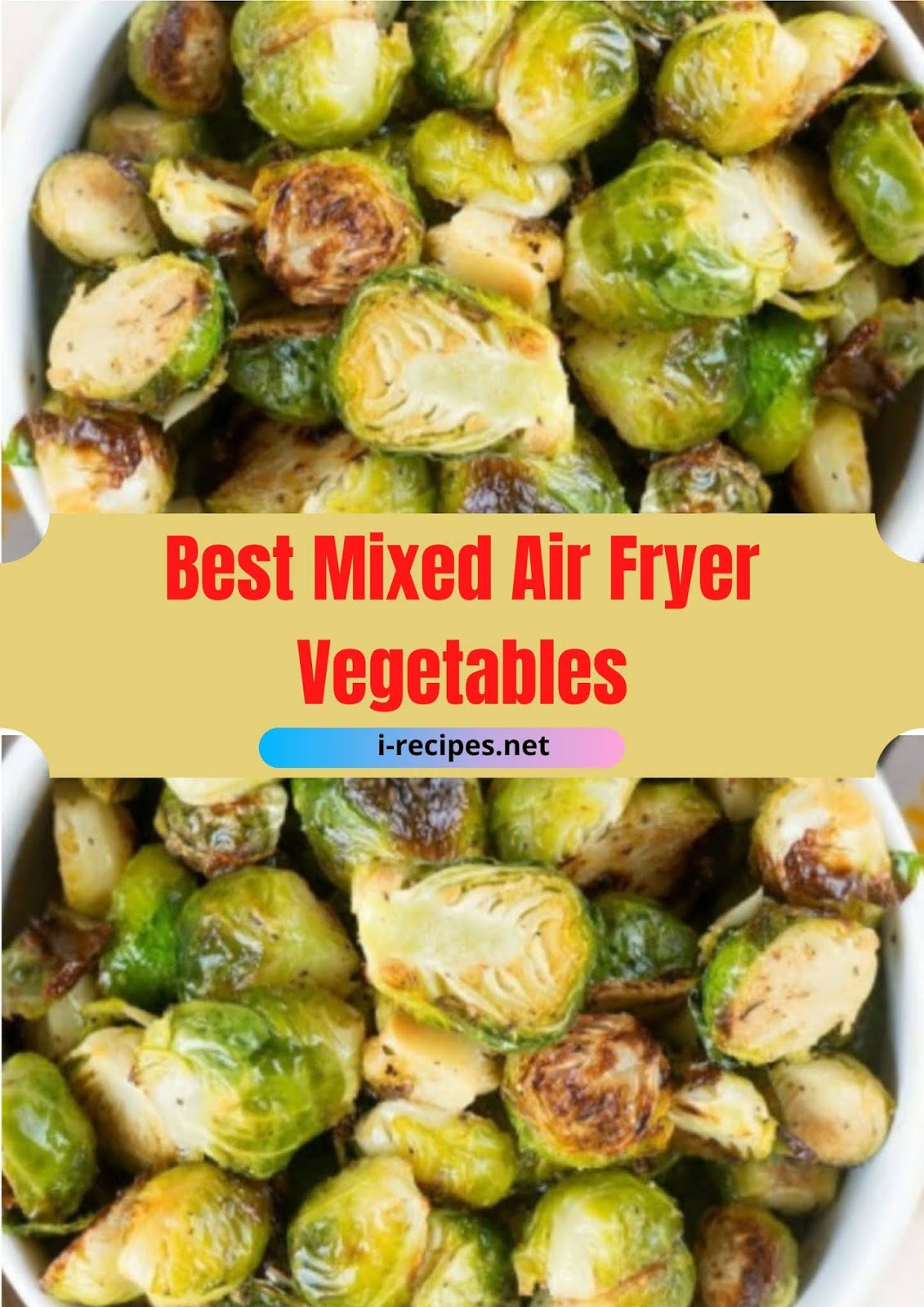 Best Mixed Air Fryer Vegetables