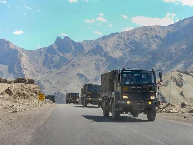 एलएसी गतिरोध | वरिष्ठ चीनी अधिकारी का कहना है कि चीनी पीपुल्स लिबरेशन आर्मी द्वारा पूर्वी लद्दाख में 10 गश्त बिंदुओं को अवरुद्ध किया गया है