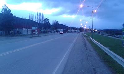 Resultado de imagen para acceso norte a  El Bolsón