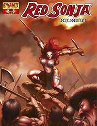 Red Sonja: Sonja Goes East