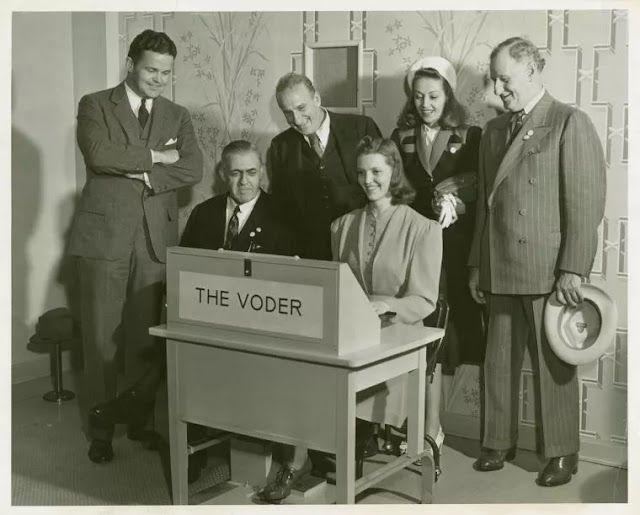The voder 1939