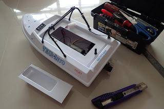 build - [Build Thread] Boolean21's NQD Jet Boat Build P6059422