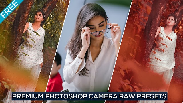 New 18 Premium Photoshop Camera Raw Presets Free Download