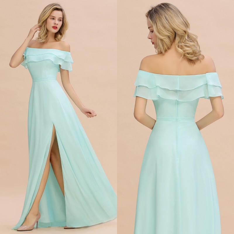 Affordable Pastel Color Bridesmaid Dresses