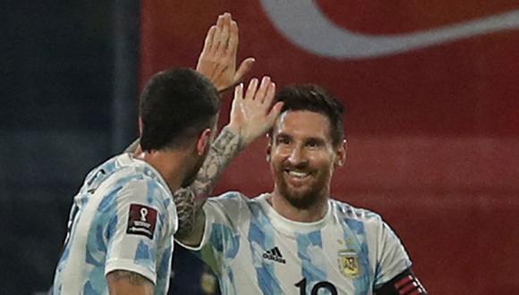 Argentina - Colombia en directo: sigue aquí el partido de hoy por Eliminatorias