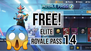 PUBG Mobile Season 14 Royale Pass How to get UC free