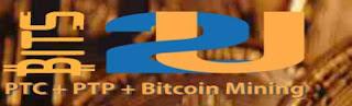 Bits2u, bitcoin mining, free PTC, Bits2u scam