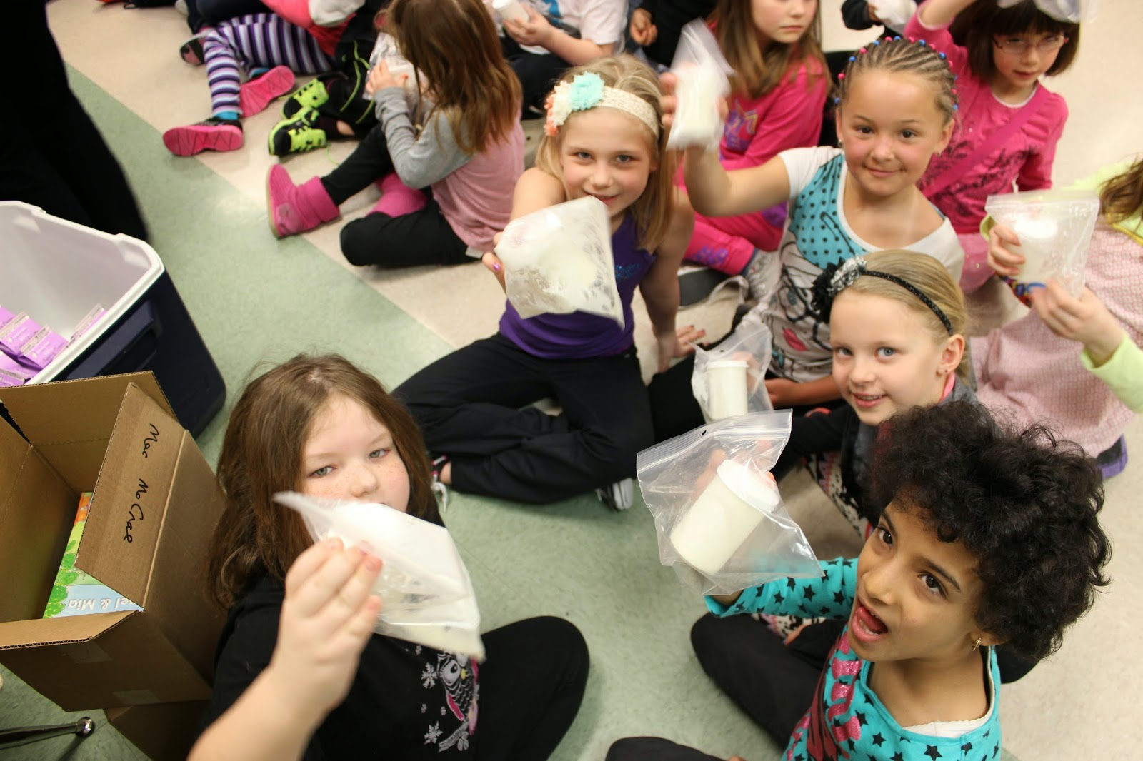 Life at SSES: Ag in the Classroom