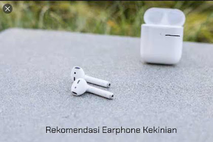 Rekomendasi Earphone TWS Kekinian Mirip AirPods Apple