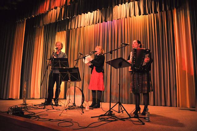 Marina Trisic Martris Music~ Bakho trio