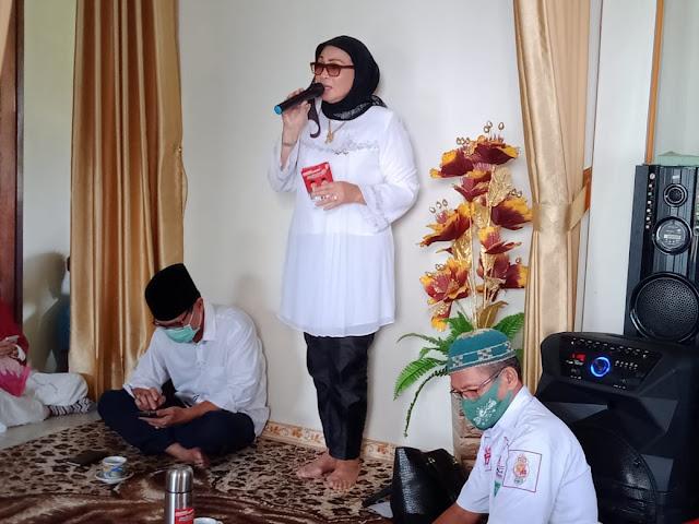 Badan Pemenangan Pemilu PDI- Perjuangan Barsel Lakukan Penguatan Penggalangan Pengurus di Desa Babai