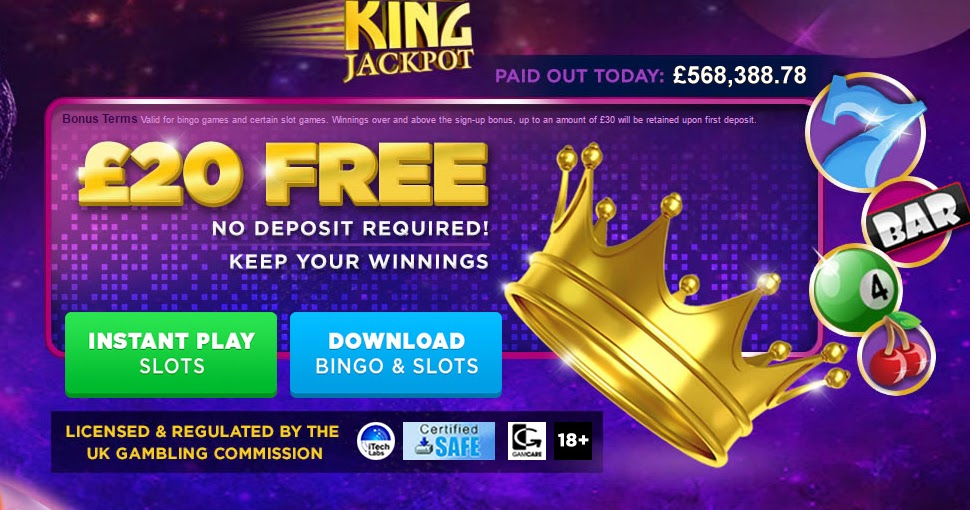 no deposit bingo sites keep winnings