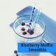 MyBestBadi: Blueberry Muffin Smoothie