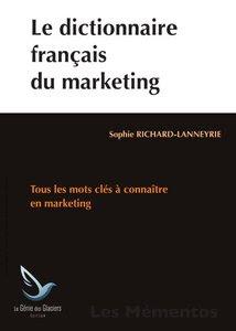 Télécharger Livre Gratuit Le dictionnaire français du marketing pdf