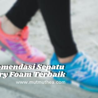 5 Rekomendasi Sepatu Memory Foam Terbaik