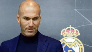 زين الدين زيدان  ومغامره التبادل لريال مدريد