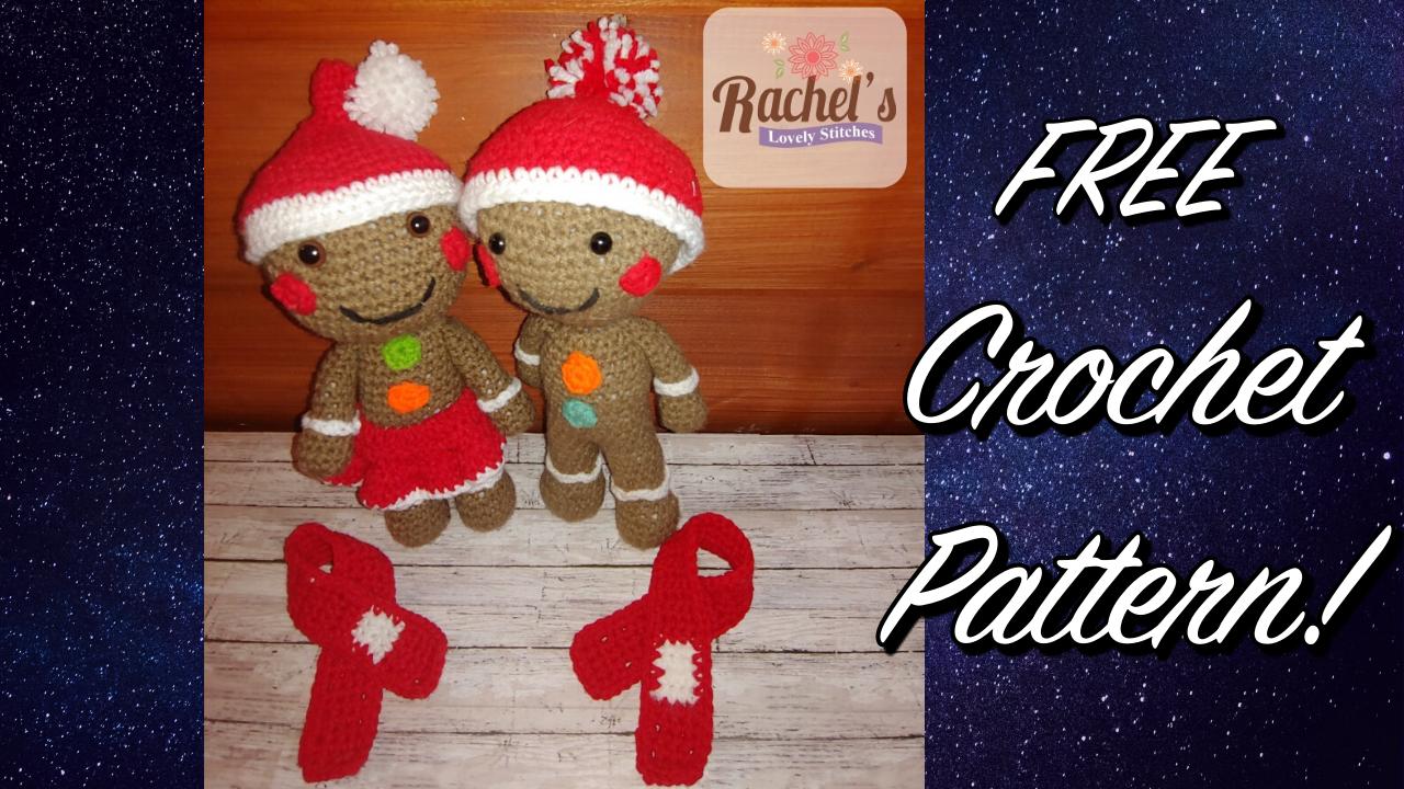 Winter Doll Crochet Pattern - No.1 Amigurumi Doll Patterns By ... | 720x1280
