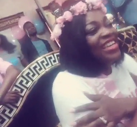 funke akindele 40th birthday party