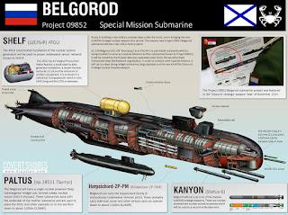 Proyek 09852 'Belgorod'