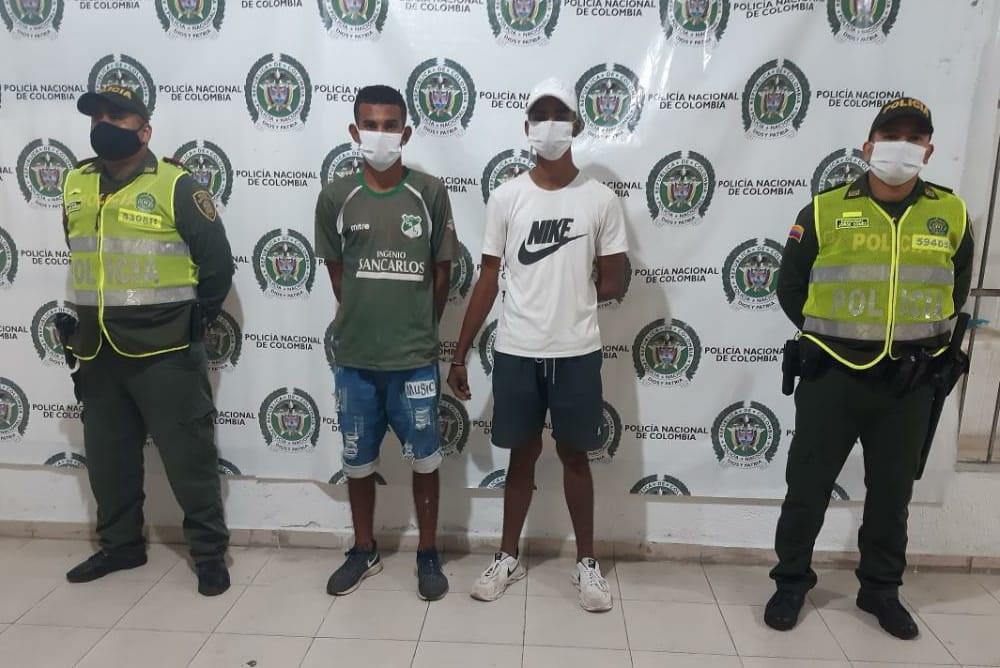 hoyennoticia.com, Mandan a la cárcel  a dos atracadores de Tierra Prometida