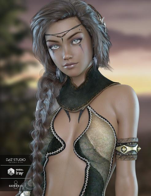 Sewa for Genesis 3  Genesis 8 Female