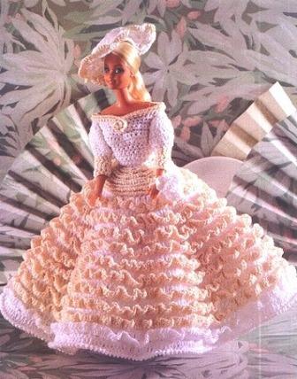 El Tiempo Entre Tus Manos Vestidos Para Muñecas Tejidos Al