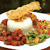 Resep Bikin Nasi Rames Nikmat serta Lezat