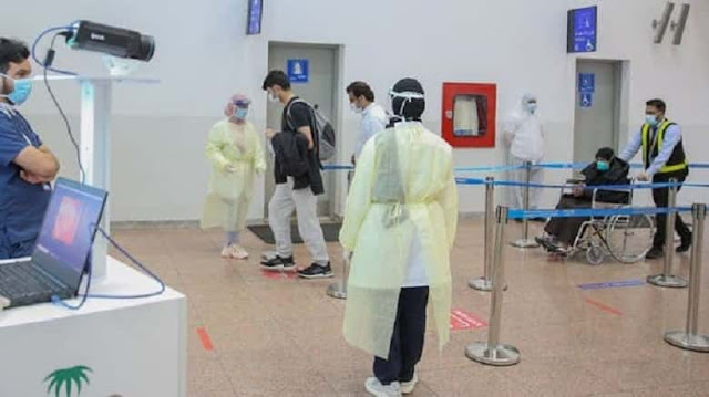 Corona virus cases  in Saudi Arabia on 15th June 2020 - Saudi-Expatriates.com