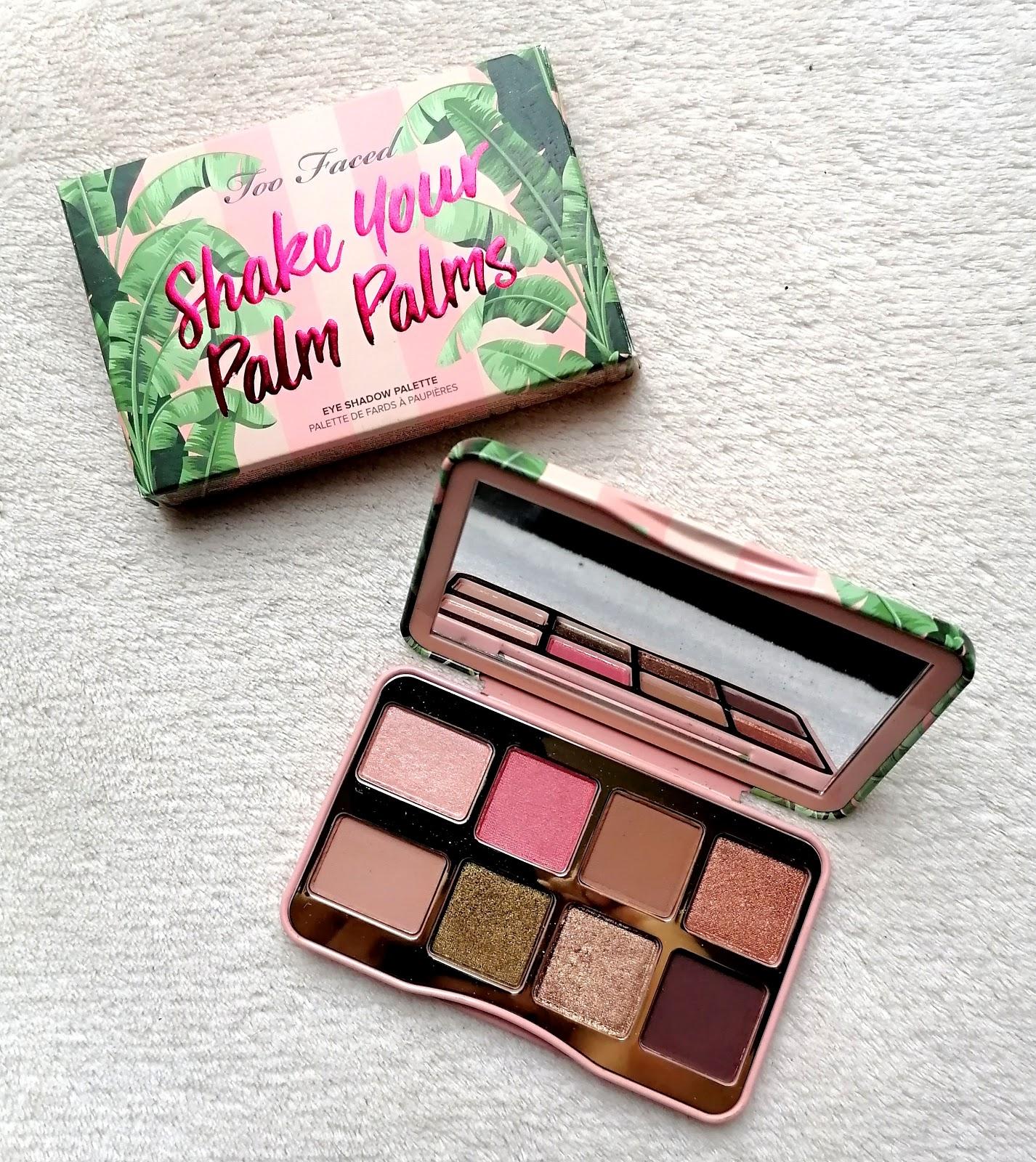 Shake Your Palm Palms de TOO FACED 🍑🌴