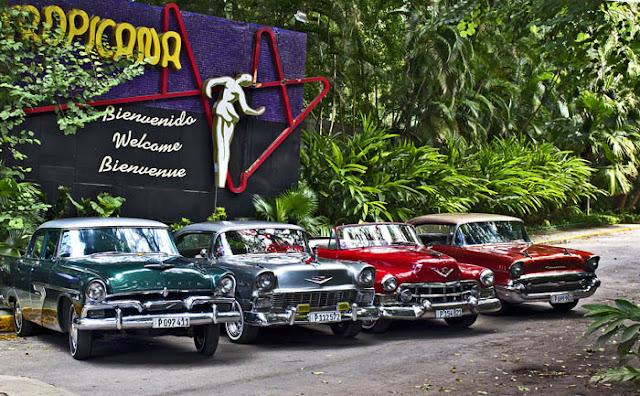 Automóviles antiguos en Cuba, Rally de Regularidad Copa Castrol 2016