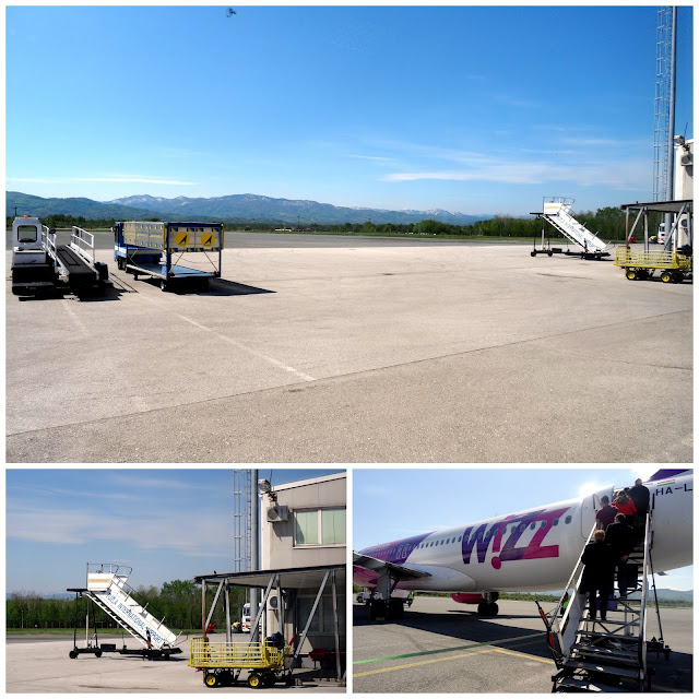 WizzAir and Tuzla International Airport in Bosnia & Herzegovina
