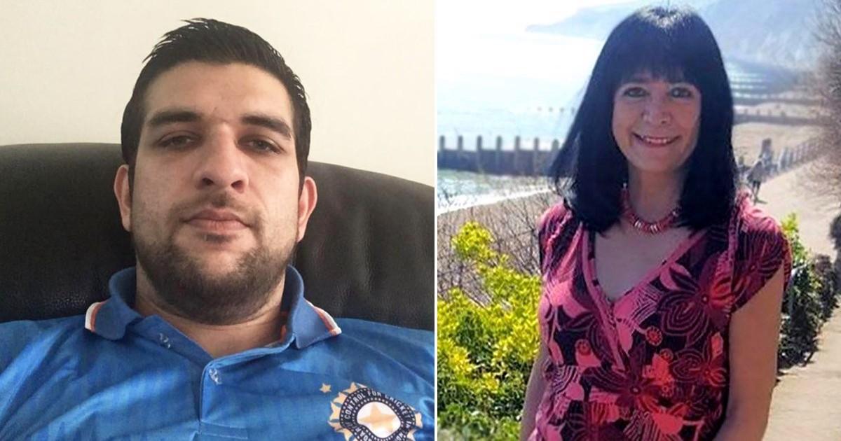 Baggage handler murdered British Airways host lover in 'fit of rage'