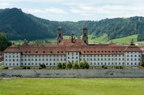 Benedektinerkloster Einsiedeln