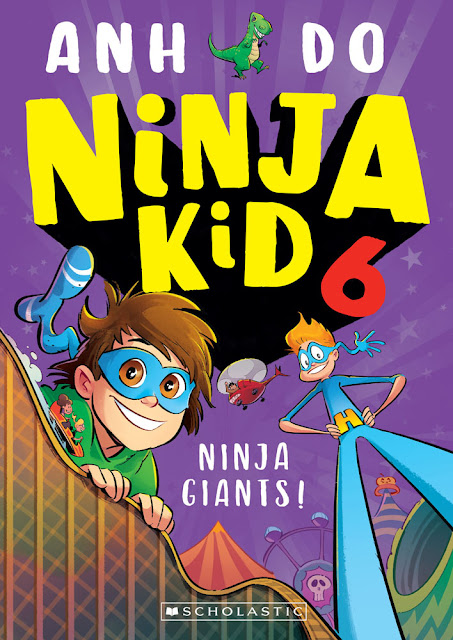 ninja kid 6 ah do