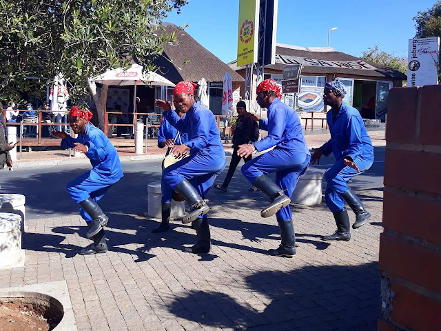 Soweto street performances