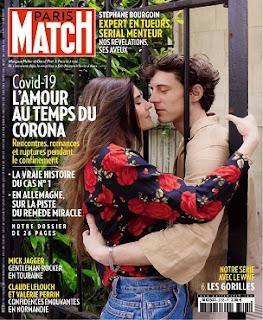 Paris Match n°3705 du 7 mai 2020