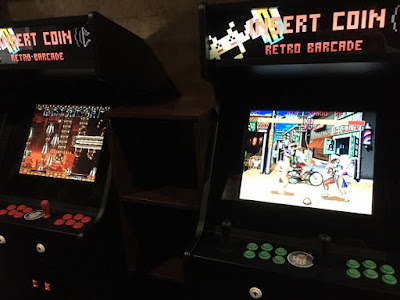 Recreativas Insert Coin Retro Barcade