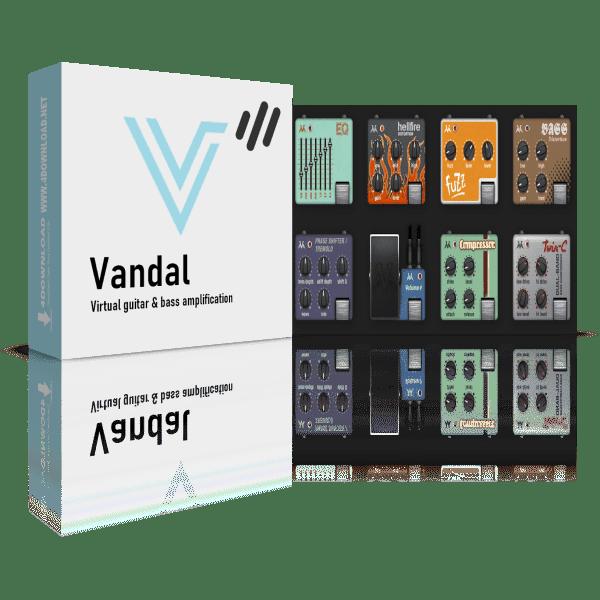 MAGIX Vandal v1.112 Full version