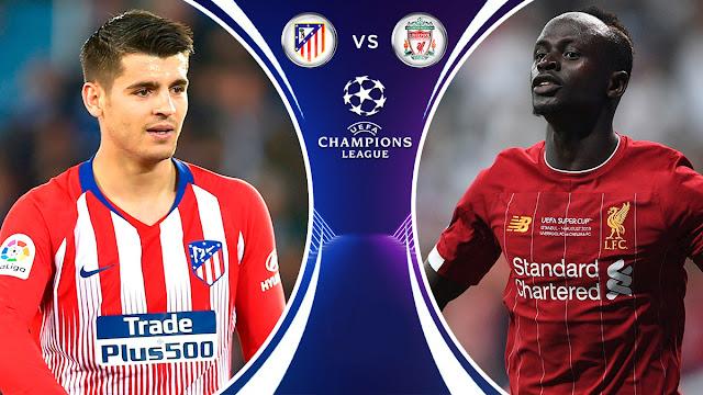 Atletico Madrid vs Liverpool Prediction & Match Preview