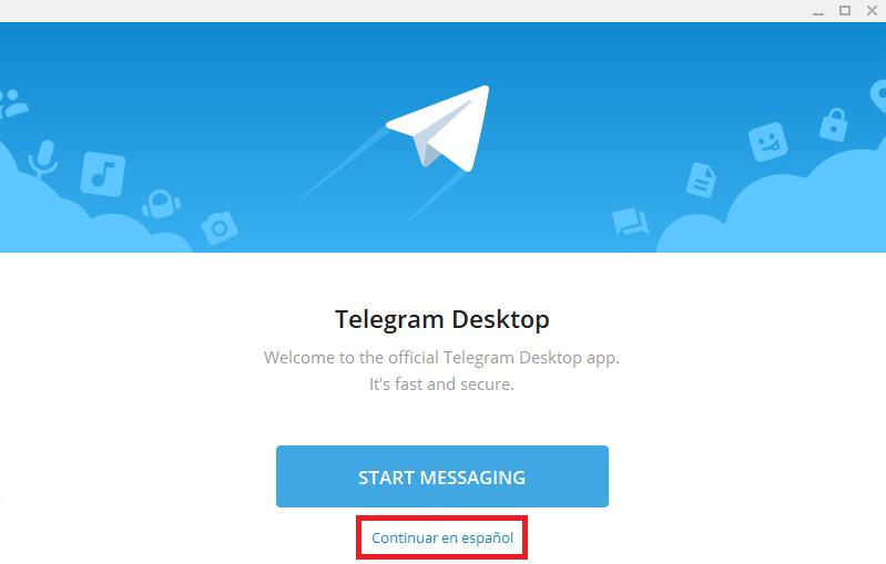 descargar telegram pc