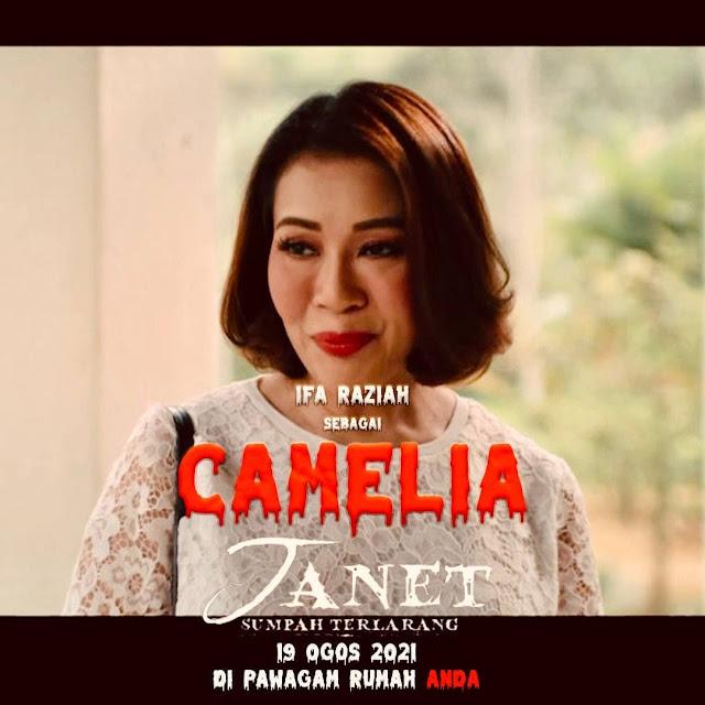 Info Filem Janet Sumpah Terlarang