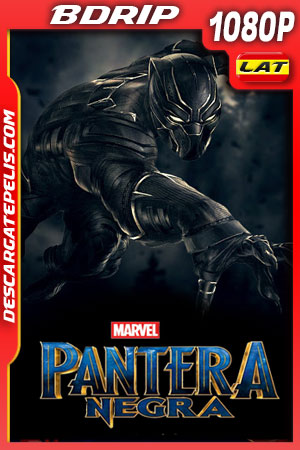 Pantera Negra (2018) 1080p BDrip Latino – Ingles
