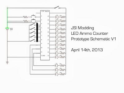 JSI Modding: JSI Ammo Counters