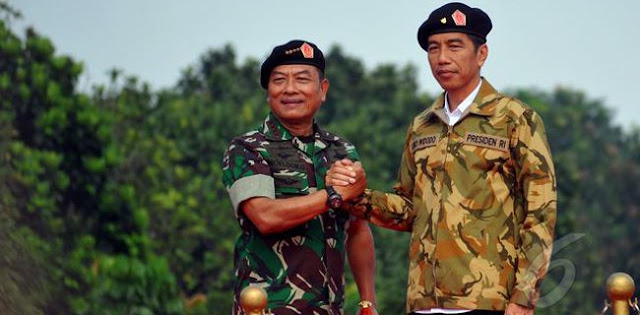 Jokowi-Moeldoko Diyakini Bisa Diterima Koalisi Pendukung