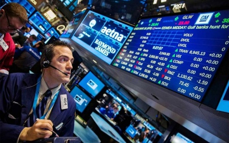 مؤشرات الأسهم الأمريكية تسجل مكاسب متواضعة علي الرغم من الاعلان الصيني