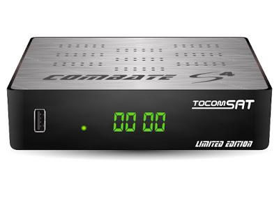 TOCOMSAT COMBATE S4 V 1.006 NOVA ATUALIZAÇÃO - 21/05/2020