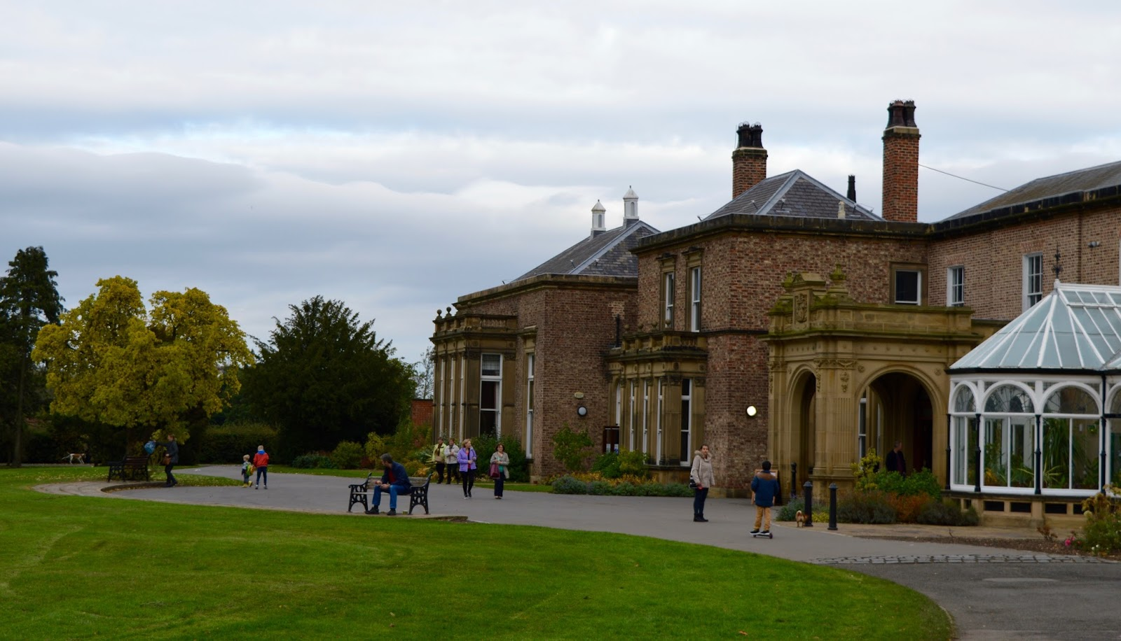 Half Term Hocus Pocus at Preston Park | The North East's very own Diagon Alley - museum
